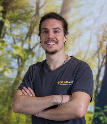 Mitarbeiter Phillip | Kundendienst und Produktionsleitung