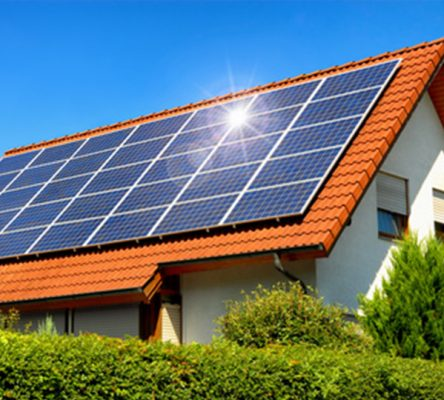 Photovoltaik-solarstrom