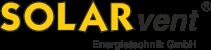 SOLARvent Energietechnik GmbH - LOGO HQ